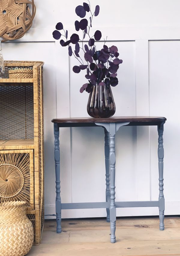 Side Table End Table Plant Stand