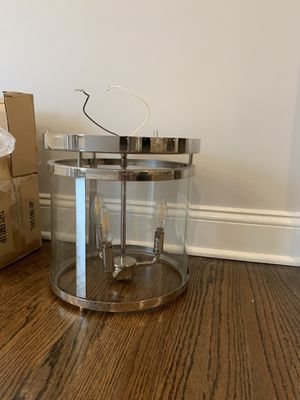 Flush Mount light fixture for Sale in Livingston, NJ