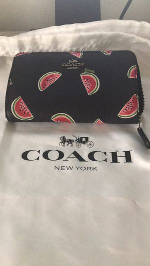 Authentic Coach wallet for Sale in North County, MO