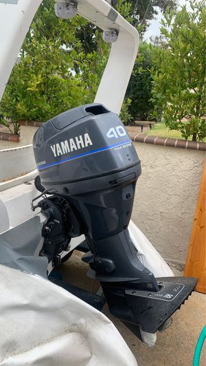 17' Rigid inflatable boat with 40 hp Yamaha 4 stroke for Sale in Torrance, CA
