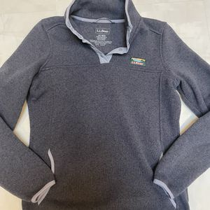 Like New Womens LLBean Fleece Pullover $35 XS for Sale in Bailey's Crossroads, VA
