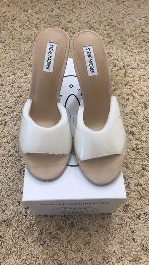Steve Madden Sandal Heels for Sale in Weymouth, MA