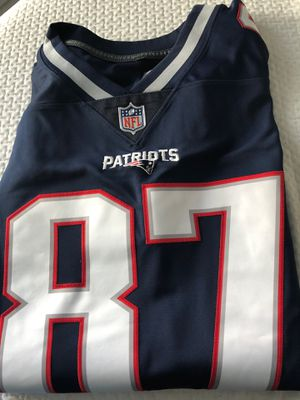 Patriots jersey 2xl new with tags. for Sale in Vernon, CA
