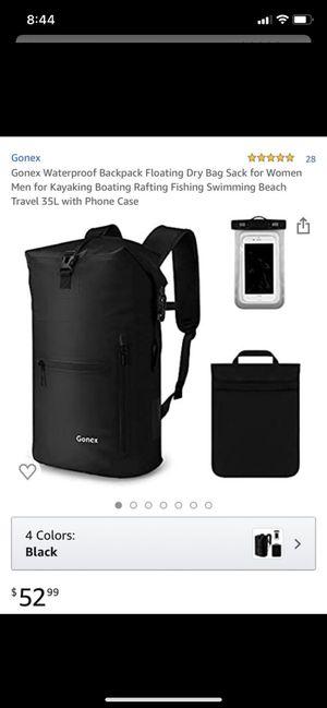 Gonex Waterproof Backpack for Sale in Bakersfield, CA