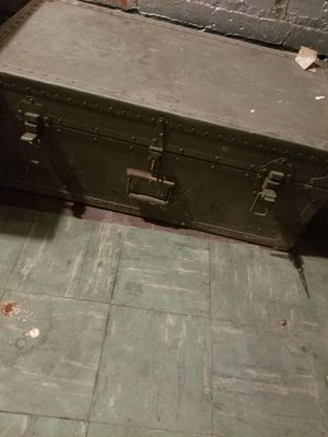 Army trunk for Sale in Pittsburgh, PA