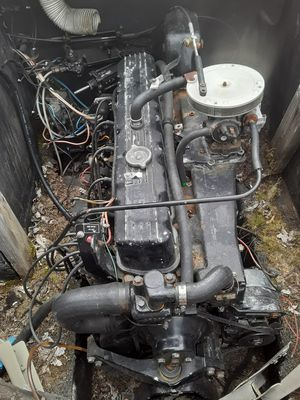 Mercury motor / solid 21 foot trailer for Sale in Vancouver, WA
