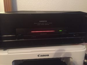 Onkyo M-5000 105 Watts per channel power amplifier for Sale in Henderson, NV