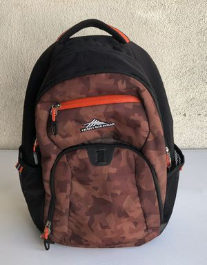 "New"" High Sierra Backpack for Sale in Downey, CA"
