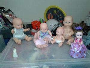 Little girls dolls for Sale in Lubbock, TX
