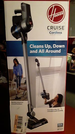 HOOVER CRUISE CORDLESS ULTRA LIGHT VACUUM for Sale in Chicago, IL
