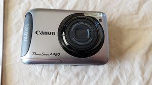 Canon Powershot A490 Digital Camera for Sale in Fontana, CA