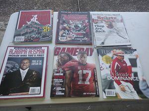 Crimson Tide publications for Sale in Clanton, AL