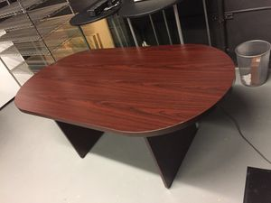 6ft Conference table for Sale in Santa Clara, CA