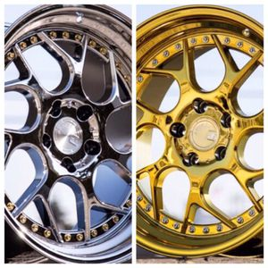 """Aodhan DS01 DS02 wheels 18"""" 5x114 5x120 5x112 ( only 50 down payment and no CREDIT CHECK) for Sale in Plumsted Township, NJ"""