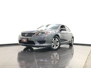 2014 Honda Accord Sedan for Sale in Addison, TX