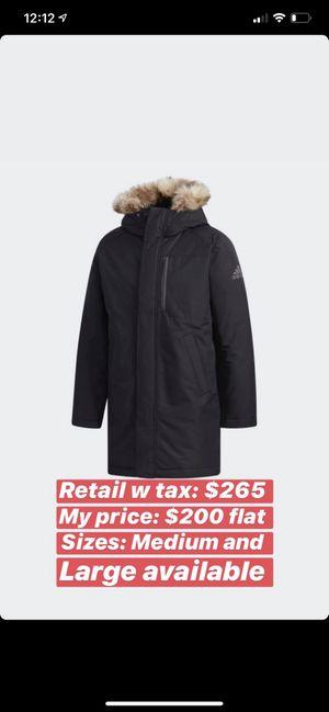 Adidas Fur Parka for Sale in Springfield, VA