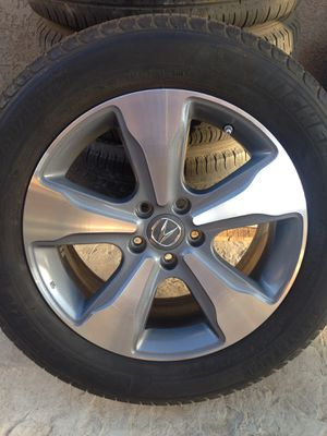 2014 and up Acura MDX rims for Sale in Sanger, CA