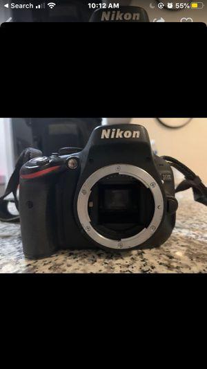 Nikon D5100 + 2 lenses + Camera Bag for Sale in Miami, FL