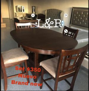 DINING TABLE 💥BRAND NEW 💥IN BOX PICK UP OR DELIVERY AVAILABLE 💥💥🚚💥💥 for Sale in Long Beach, CA