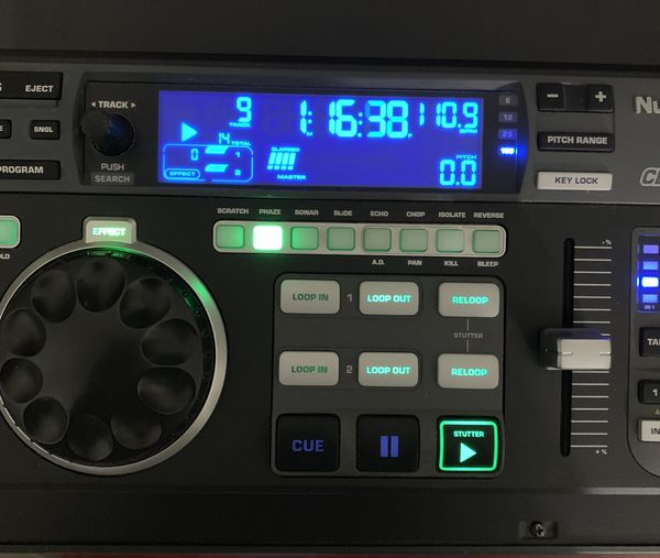 Numark CDN-90 Dual Cd DJ Player