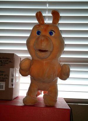 1985 GRUBBY TEDDY RUXPIN'S CATERPILLAR FRIEND UNTESTED for Sale in Scottsdale, AZ