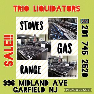 Gas Stoves SALE!! for Sale in Garfield, NJ