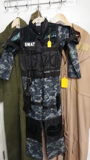 Kids cop costume for Sale in Westport, WA
