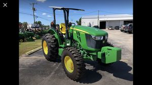 2018 John Deere 5075E Tractor 168 Hours for Sale in Palmetto, FL