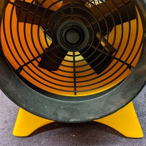 Americ VAF1500 8 in. Light Industrial Confined Space Ventilator Fan/Blower for Sale in Suwanee, GA