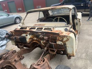 1962 Chevy Impala SS parts/shell for Sale in Falls Church, VA