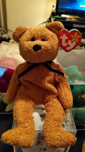 Fuzz Beanie baby for Sale in Chelsea, MA
