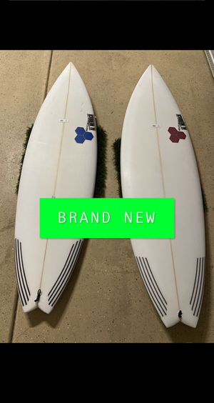 """Brand new surfboards Channel Islands Al Merrick """"Rocket 9"""" 6'1"""" and 6'3"""" for Sale in Carlsbad, CA"""