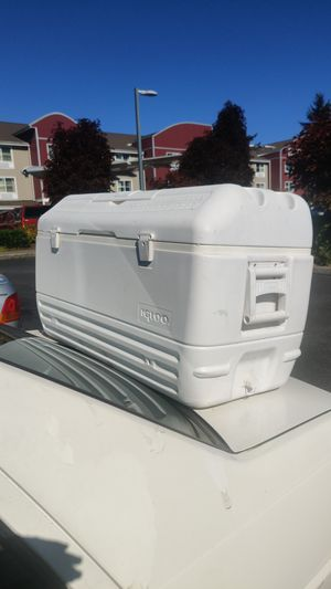 IGLOO cooler (NEED GONE ASAP) for Sale in Everett, WA