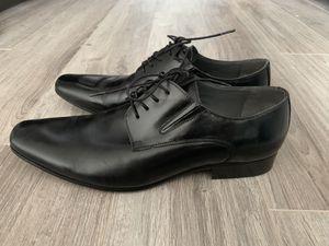 Men's Size 11 Black Dress Shoes for Sale in New Brunswick, NJ