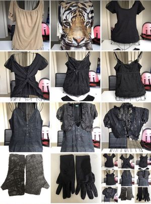 17 pieces women clothes Fit to Large for Sale in Lake Forest, CA