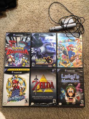GameCube games for Sale in San Marcos, CA