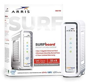 SURFboard SB6190 is a DOCSIS 3.0 for Sale in Baltimore, MD
