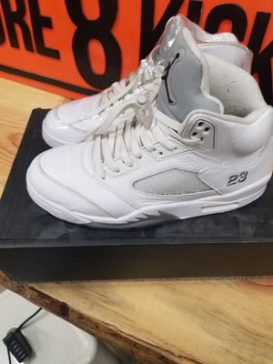 Jordan Retro 5 metallic for Sale in Phoenix, AZ