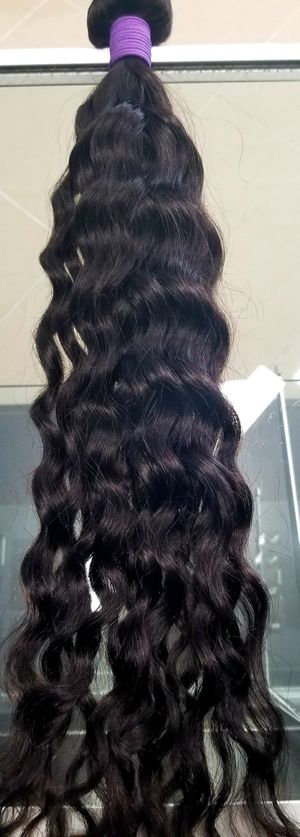 Human hair bundle sales for Sale in Las Vegas, NV