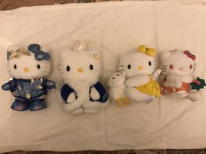 Very Special Winged Hello Kitty plush ($30 for set) for Sale in Jacksonville, FL