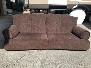 "Jack Knife Sofa 62""x36"" out of a trailer for Sale in Everett, WA"