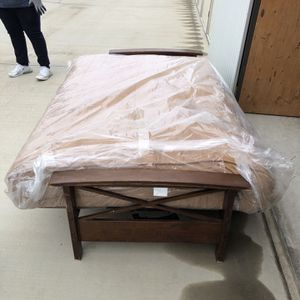 Entire Storage For Sale - Christmas Tree, Futon, Garage Door Opener, Chairs And Blanket Rack for Sale in Bakersfield, CA