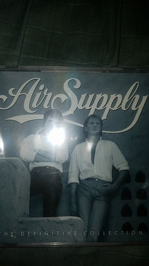 Air supply CD the definitive collection for Sale in Roselle, NJ