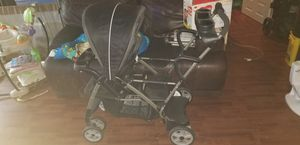 Graco sit and stand double stroller for Sale in Austin, TX