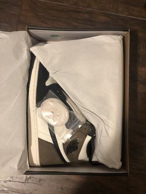 Air Jordan Retro 1s Dark Mocha size 10.5 for Sale in Chicago, IL