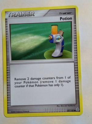 MINT Pokemon diamond and Pearl potion trainer 127 132 for Sale in Fenton, MO