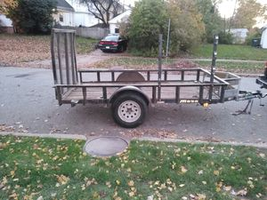 Open trailer 10x5 for Sale in University Heights, OH