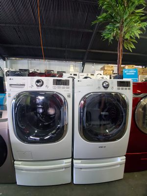 LG Washer And Dryer ONLY $40-$59 DOWN for Sale in LA CANADA FLT, CA