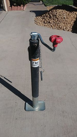 Trailer jack crank Style swivel type for Sale in El Mirage, CA