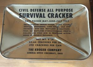 Survival Crackers for Sale in Cleveland, OH